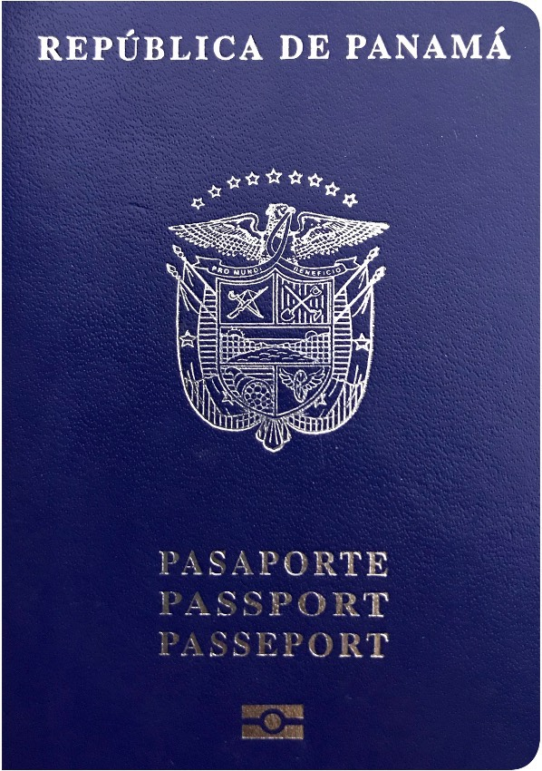 Pasaporte biométrico panameño