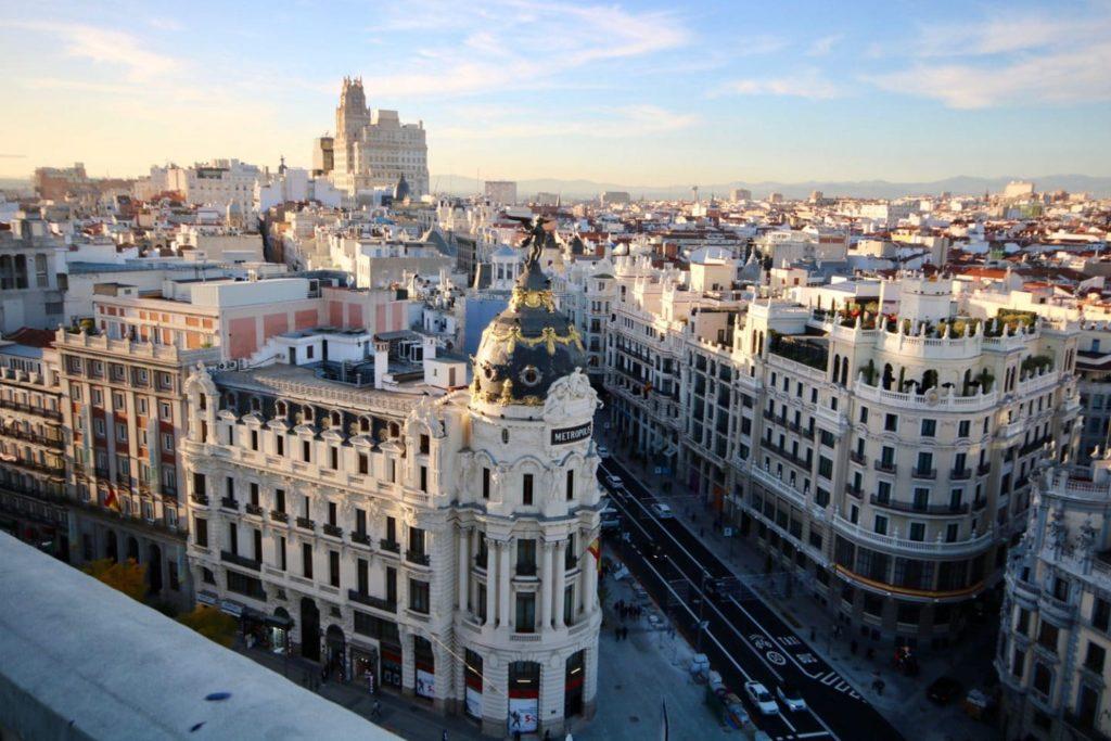 Madrid España Residencia