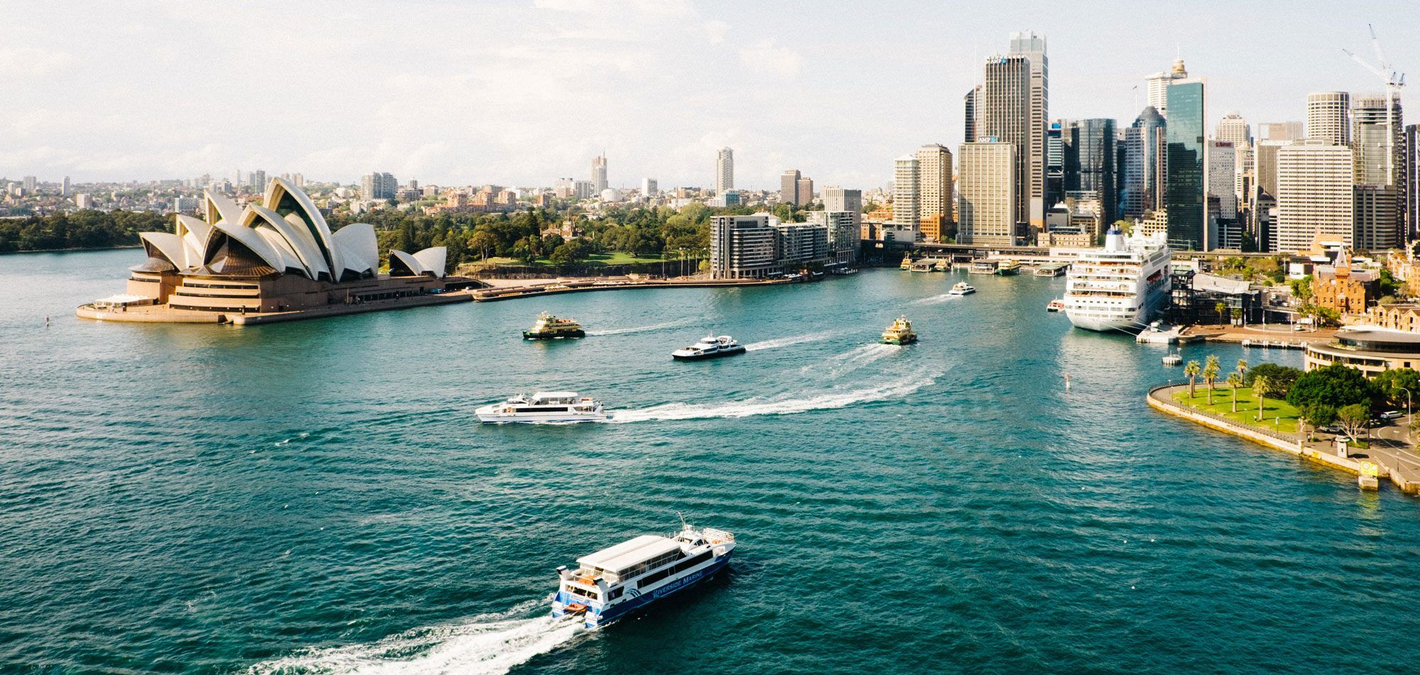 Sydney Australia residencia