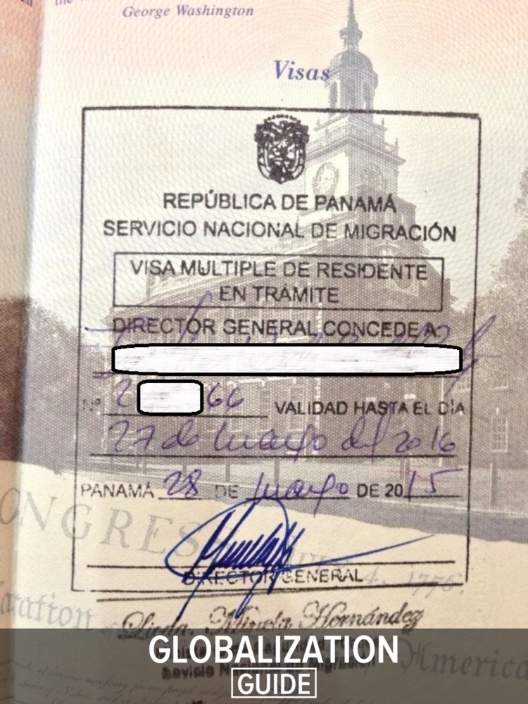 Panama Multi Entry Visa