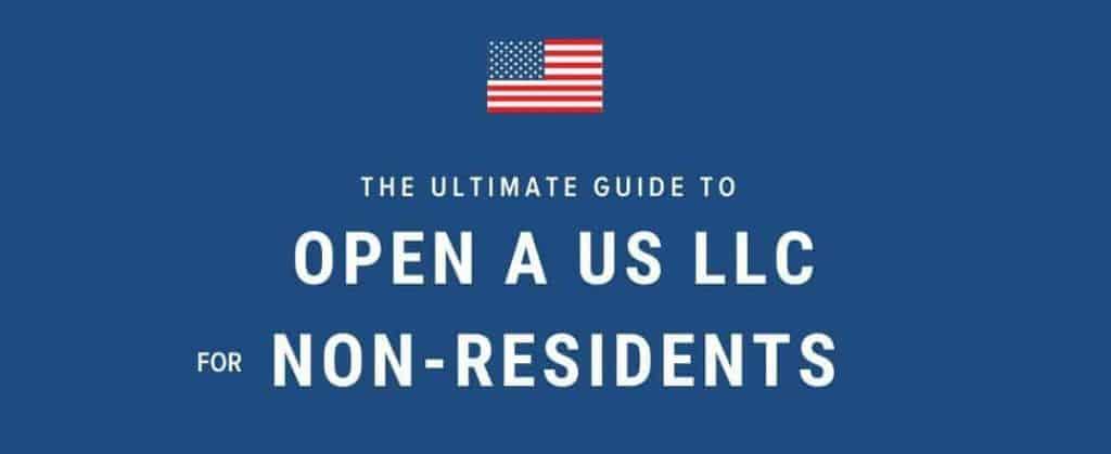 Open US LLC Guide Non Resident