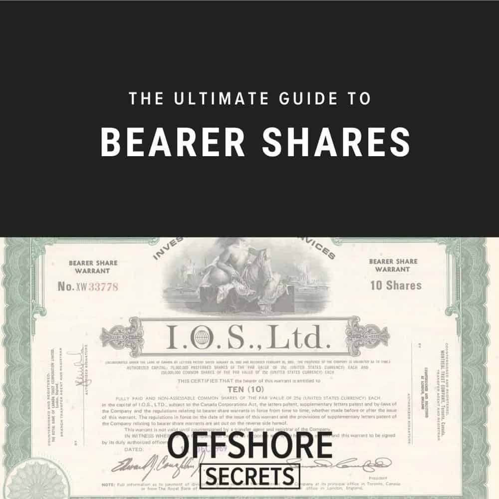 Bearer Shares Globalization Guide