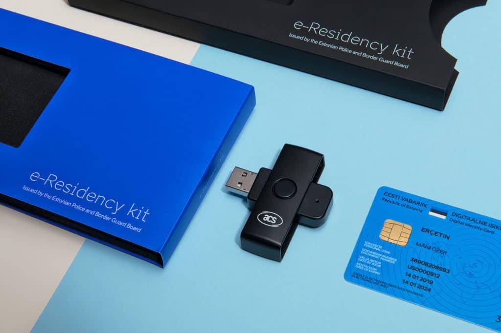 e-residency kit estonia pack