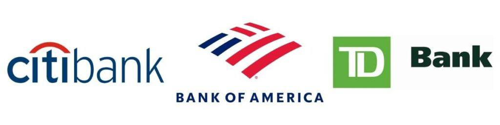 citibank-bank-of-america-TD-bank-US-banking-for-personal-checking-account